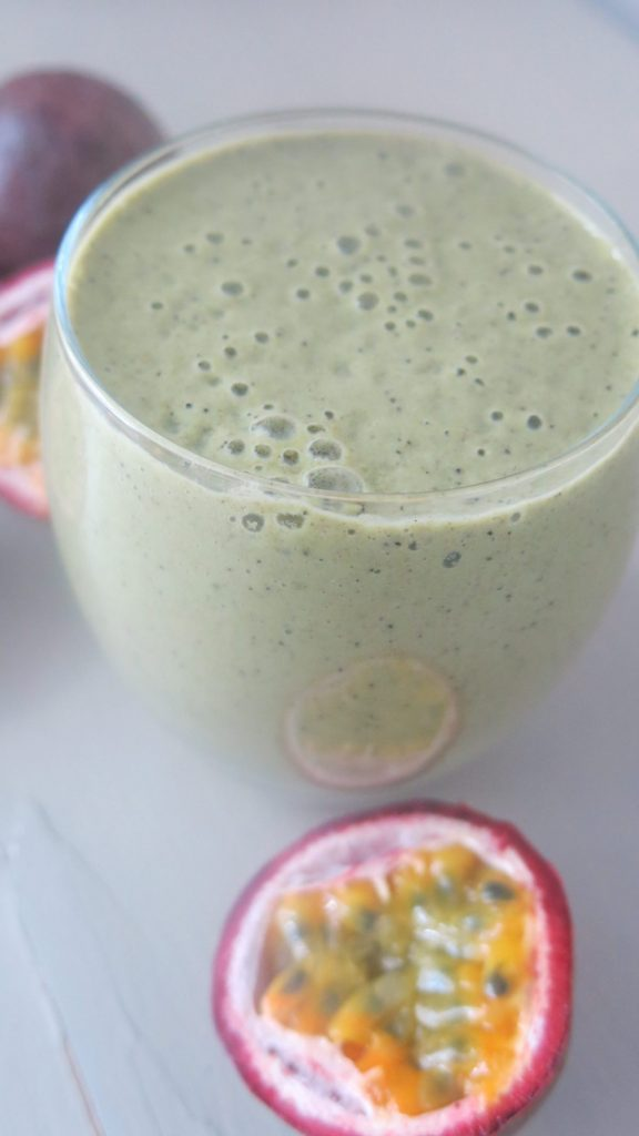 Passionfruit Smoothie 2
