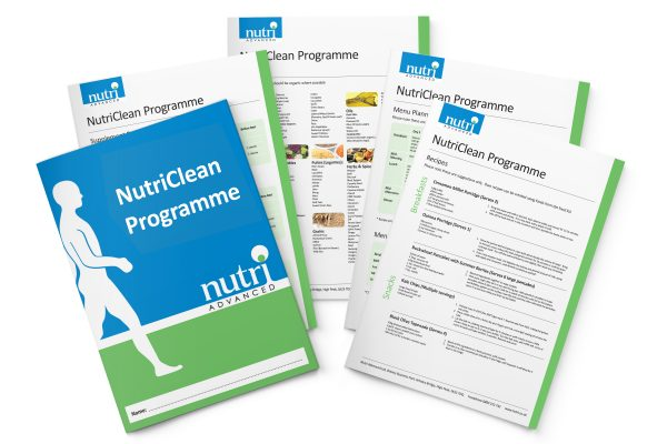 Nutri Clean Info Pack CGI