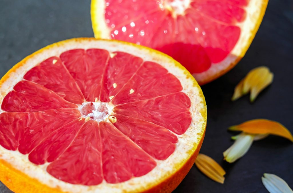 Liver Foods, Grapefruit