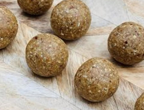 Nut Free Bliss Ball